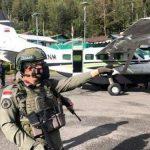 1 Personel Brimob Gugur 2 Terluka, 5 KKB Tewas Saat Baku Tembak di Kabupaten Puncak Papua